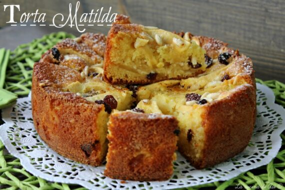 Torta Matilda-dolce alle mele