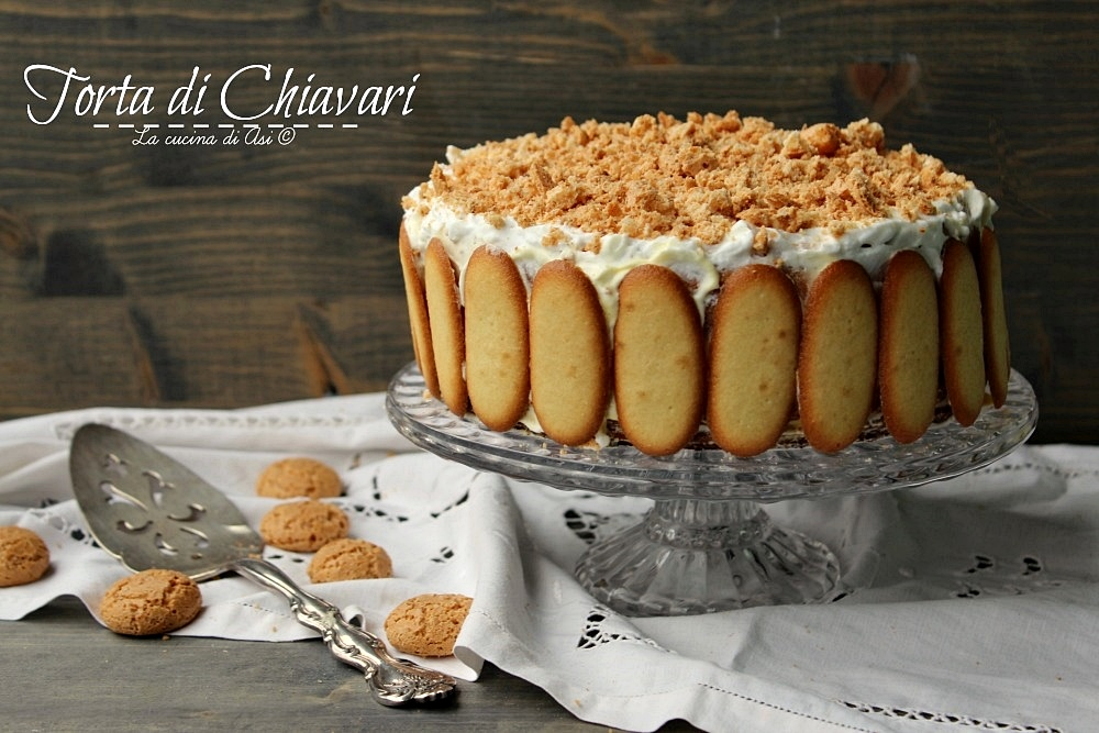 torta di Chiavari