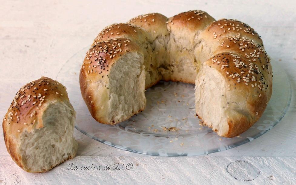 corona di pane