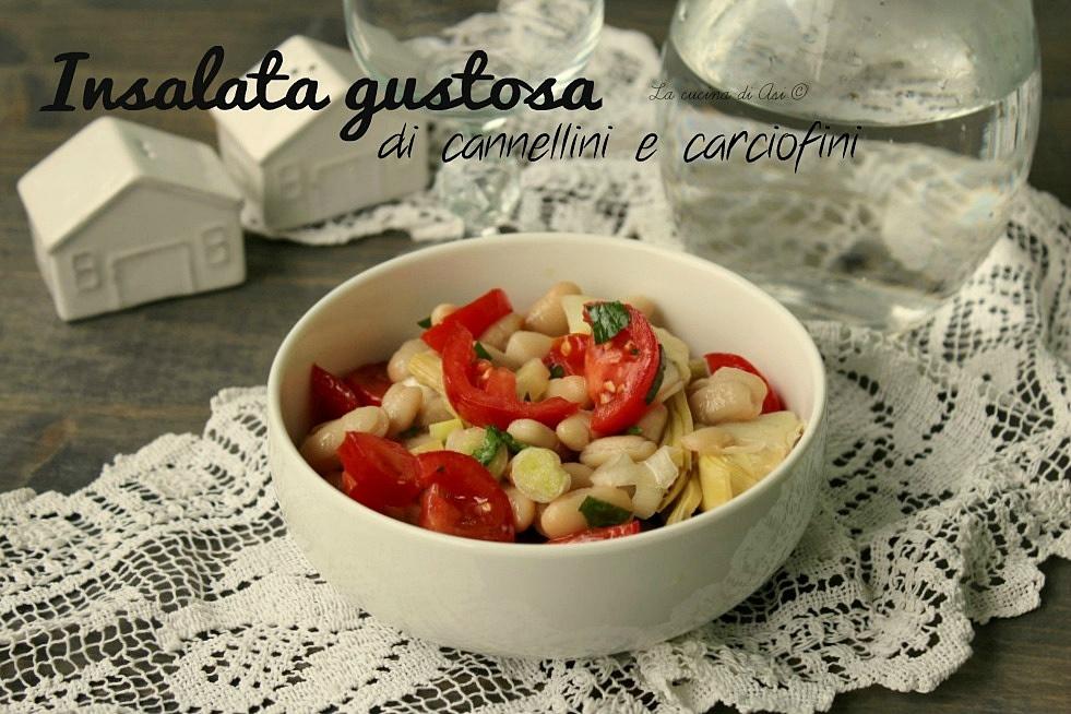 insalata-gustosa-di-cannellini-e-carciofini