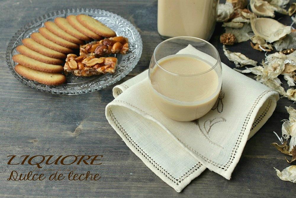 liquore dulce de leche