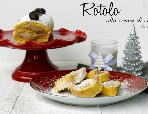 BISCUIT ALLA CREMA DI CAFFE' Ricetta dolce