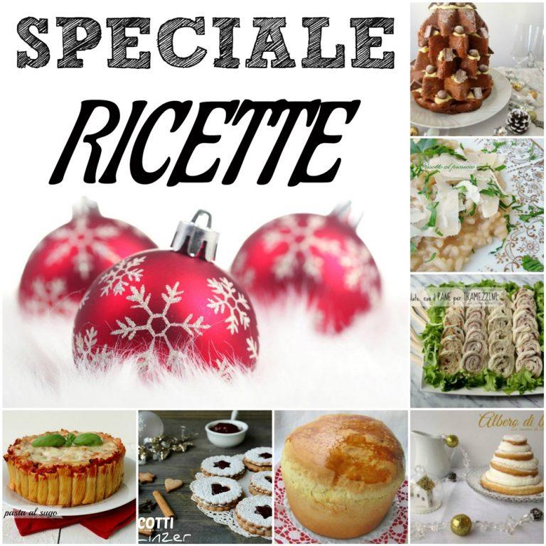 speciale ricette raccolta natalizia