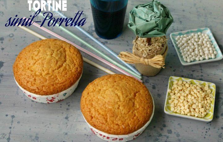 TORTINE SIMIL-PORRETTA