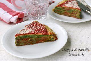 lasagne di crespelle