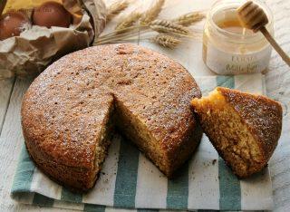 torta al miele