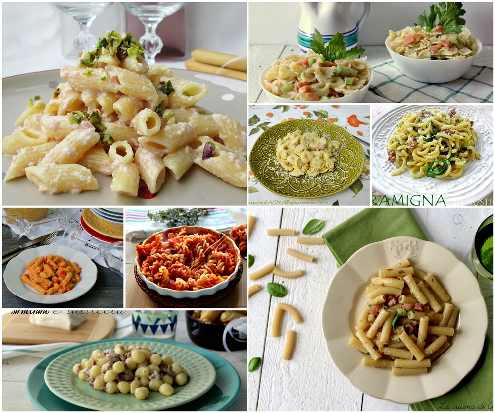 Ricette primi piatti di primavera semplici e gustosi raccolta for Ricette cucina semplici