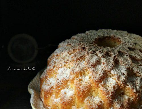 TORTA DI LIMONE E YOGURT