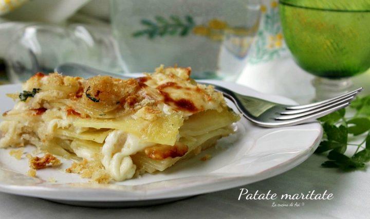 patate maritate