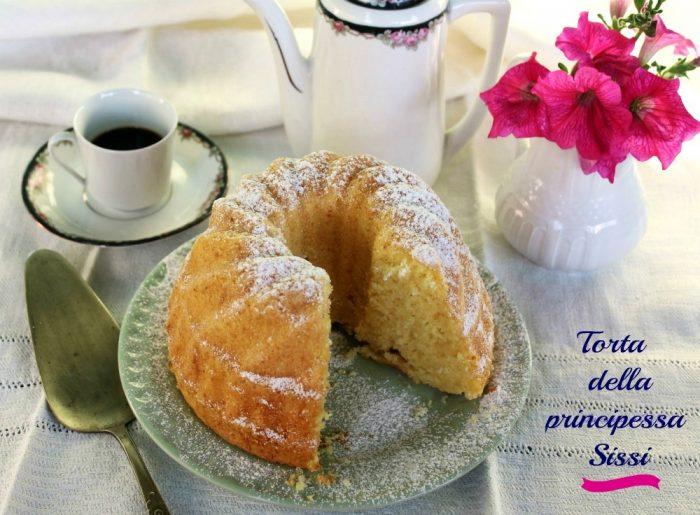 ricetta torta della principessa Sissi