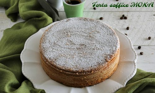 TORTA SOFFICE MOKA
