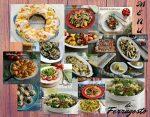 Ricette dolci e salate per Ferragosto