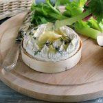 Camembert con aromi al forno