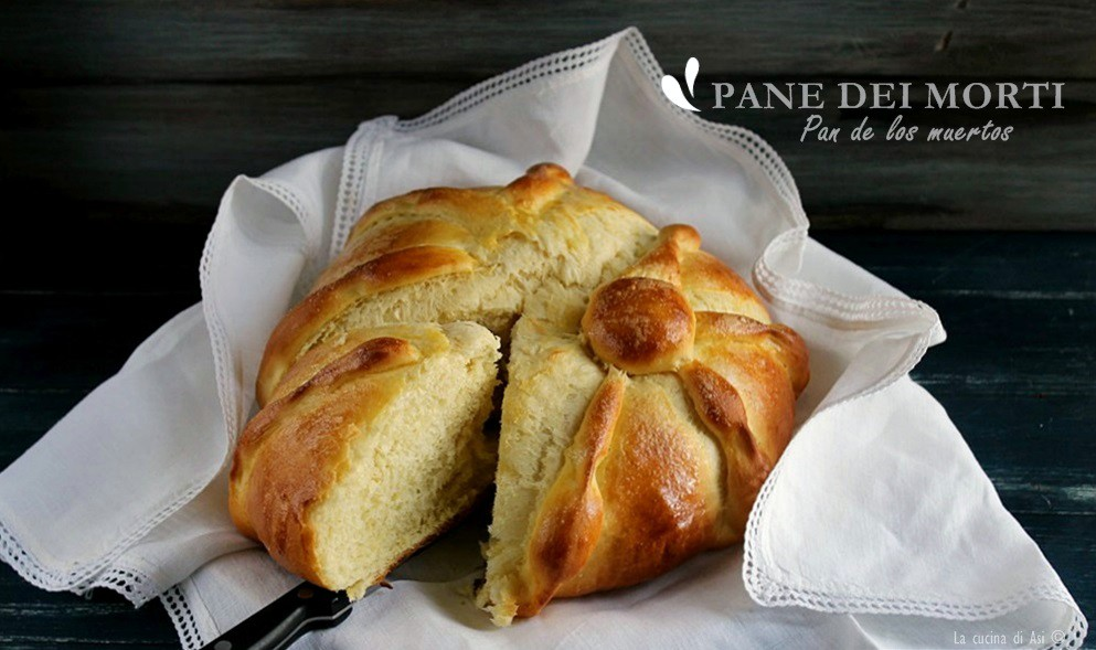 Pane dei morti - Pan de los muertos