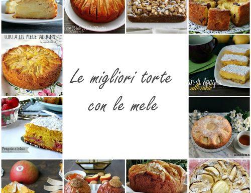 LE MIGLIORI TORTE  CON LE MELE