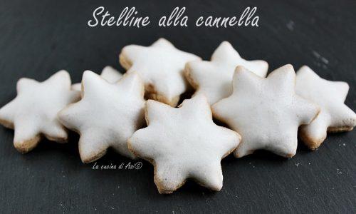 STELLINE ALLA CANNELLA