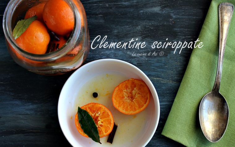 CLEMENTINE SCIROPPATE