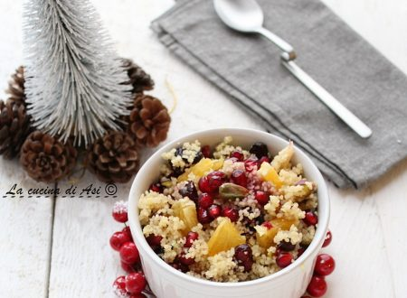 COUS COUS DOLCE VEGANO