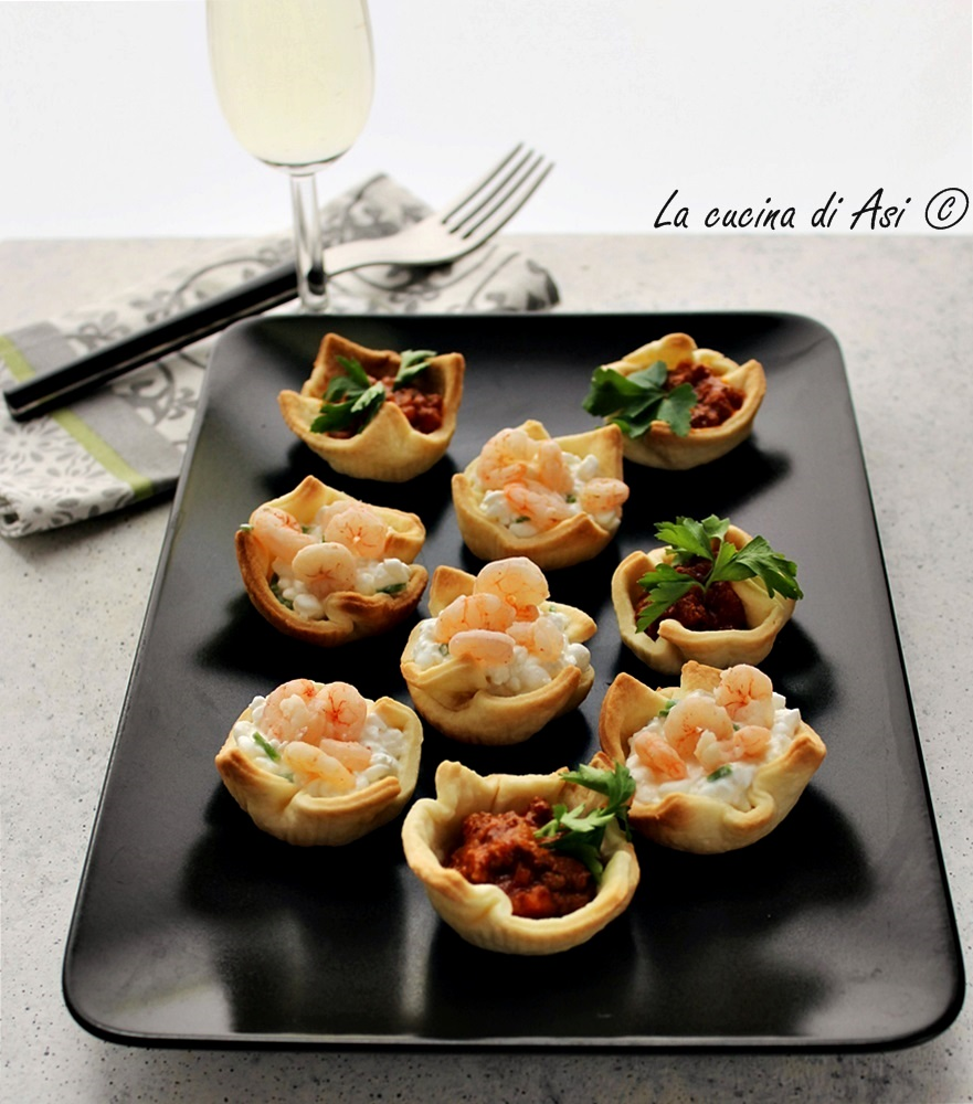 Finger food di brise