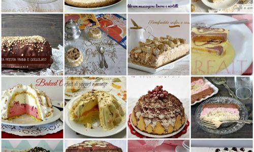 TORTE GELATO E SEMIFREDDI