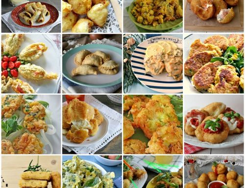 SPECIALE FRITTELLE SALATE