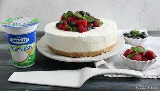 Cheesecake goloso senza cottura