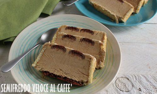 SEMIFREDDO VELOCE AL CAFFE'