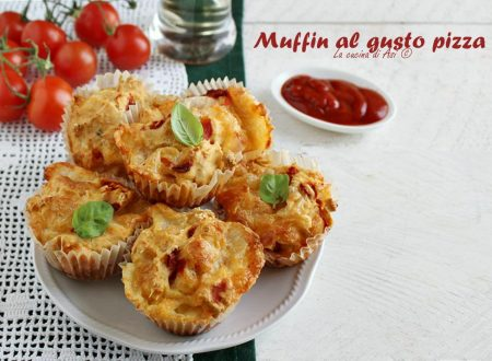 MUFFIN AL GUSTO PIZZA