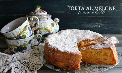 TORTA AL MELONE