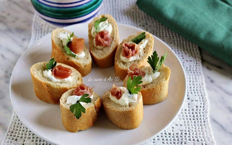 FINGER FOOD VELOCI  DI PANE RIPIENO