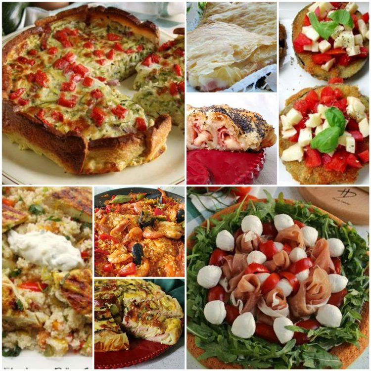 Il pranzo di Ferragosto i piatti unici
