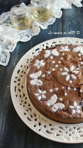 Torta banane e cioccolato di C.Felder