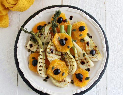 Insalata di agrumi e finocchi