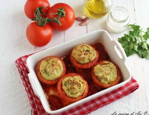 Pomodori ripieni alla umbra