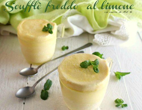 Soufflè freddo al limone