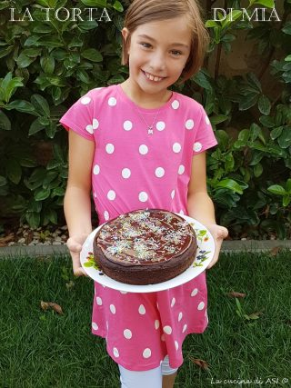La torta di Mia