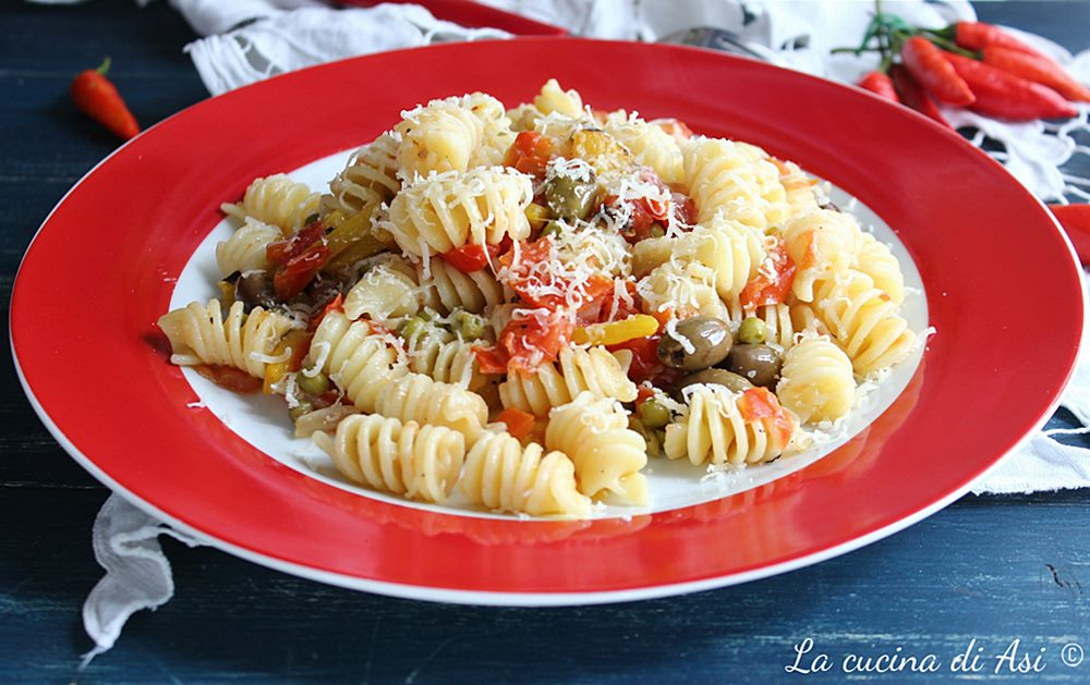 Pasta alla messinese