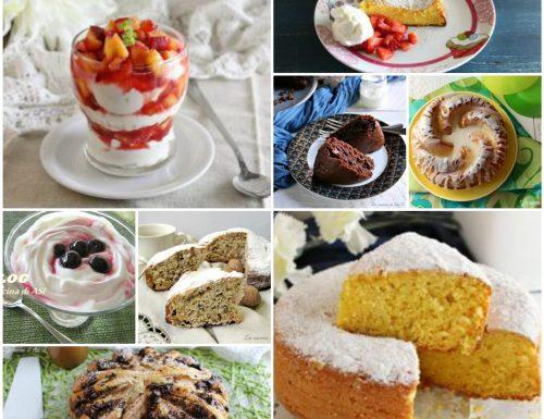 Le più buone ricette di dolci con lo yogurt