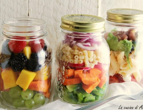 3 insalate miste da shakerare