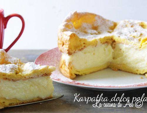 Karpatka dolce  polacco