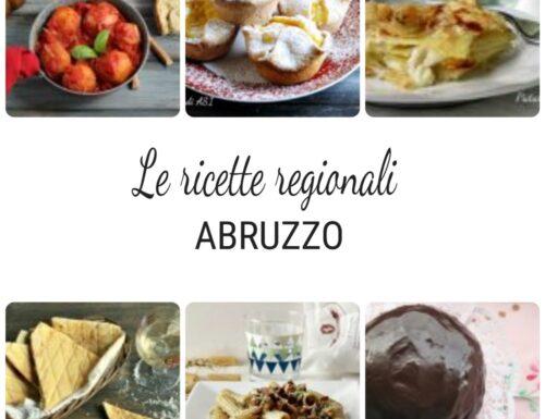 Le ricette regionali : Abruzzo