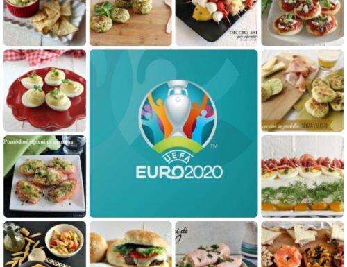 30 RICETTE PER GLI EUROPEI DI CALCIO 2020