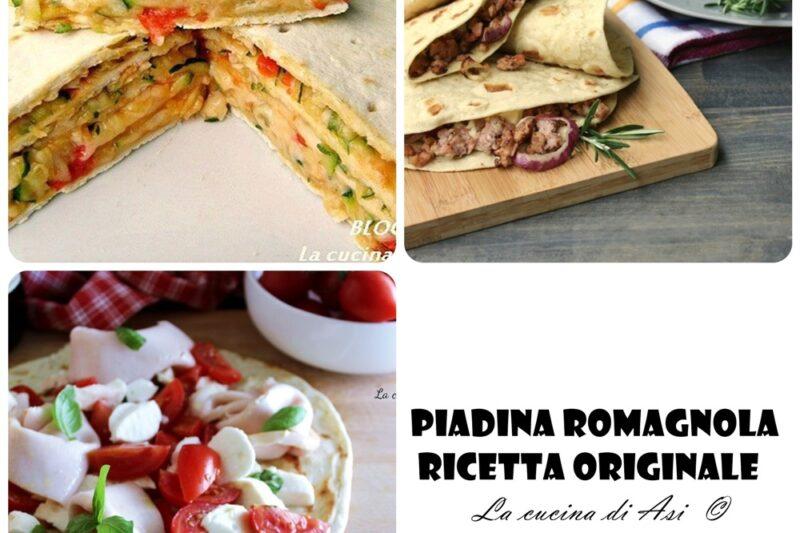 Piadina romagnola ricetta di famiglia
