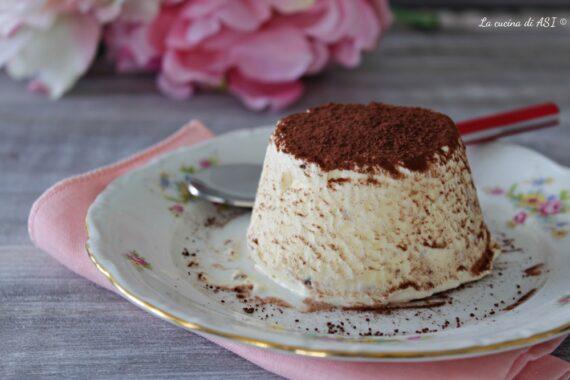 Semifreddo al mascarpone e cioccolato