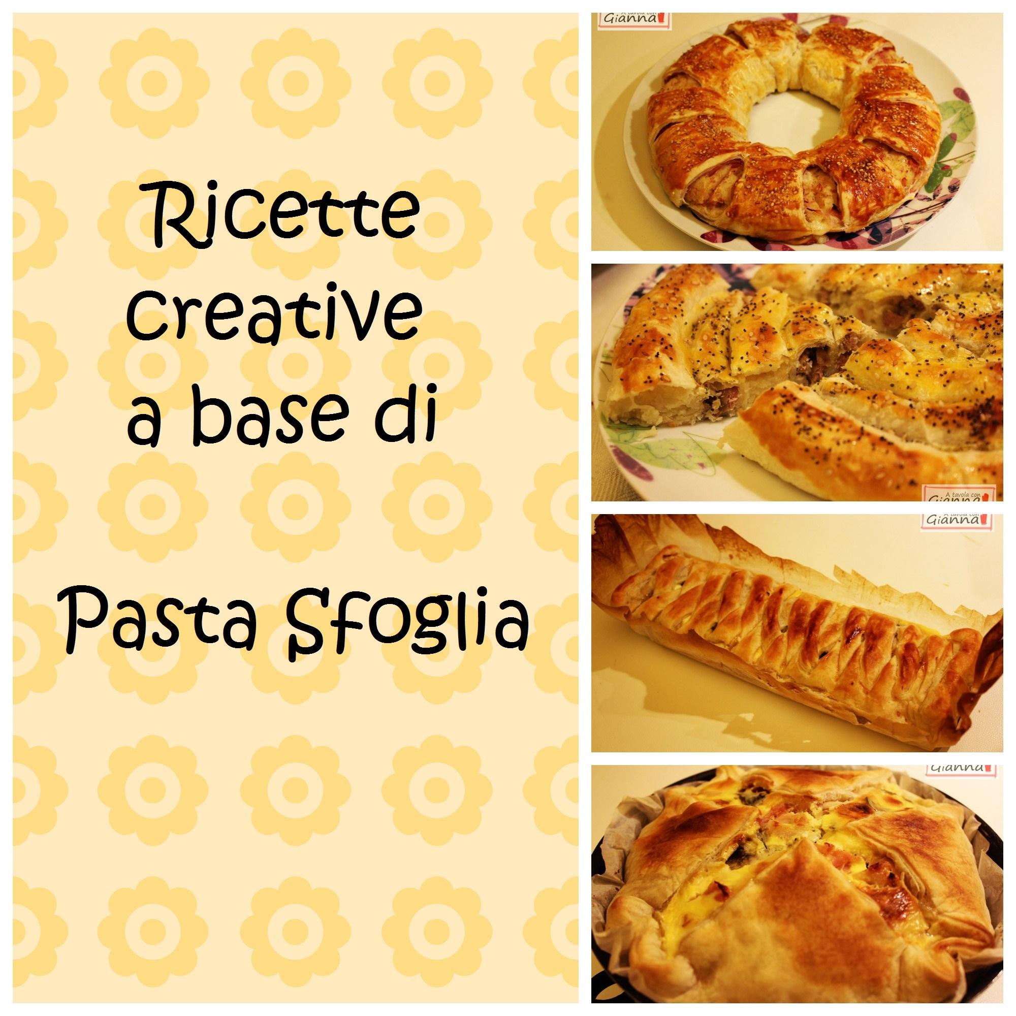 Pasta sfoglia gia pronta ricette