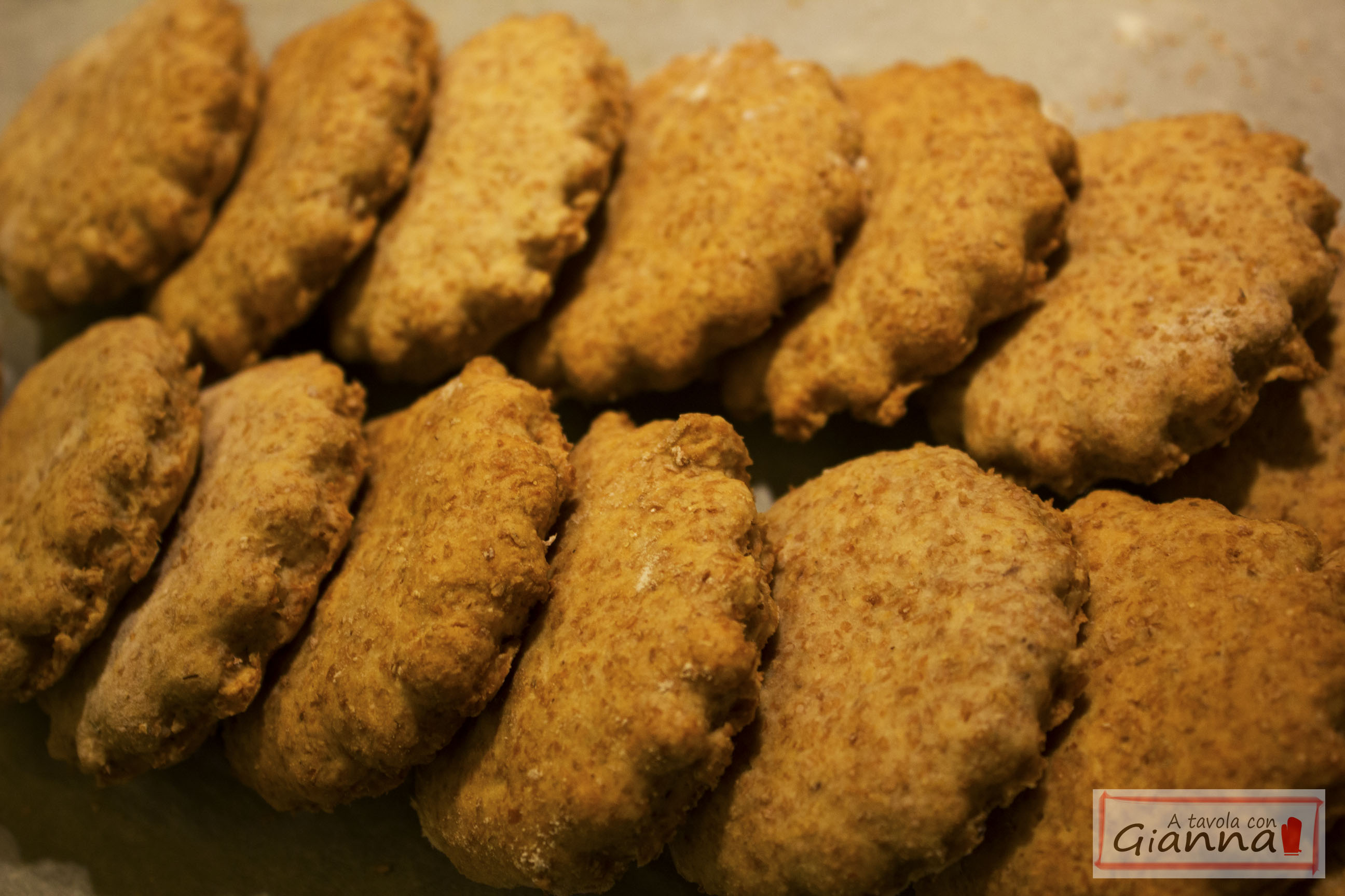 biscotti integrali light
