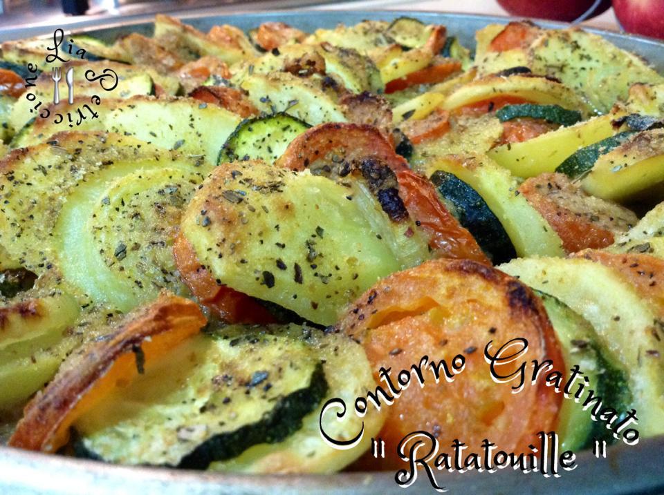 verdure gratinate ratatouille2 Lia