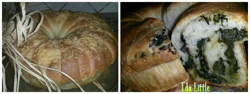 pizza scarole arrotolata3-4 ida little