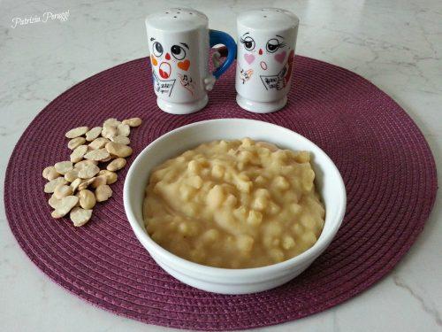 PASTA E FAVE (minestra saporita!)