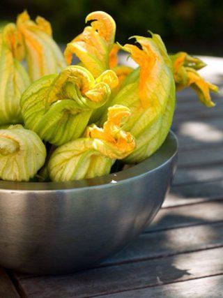 crostata rustica fiori zucca2 Lia